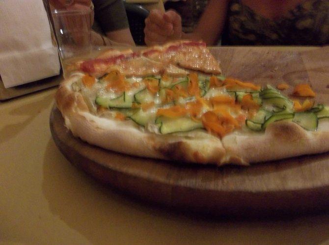 Pizzeria del Borgo.
