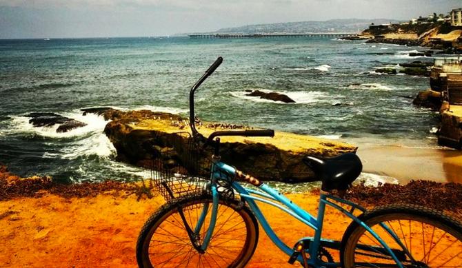 Michelle's bike