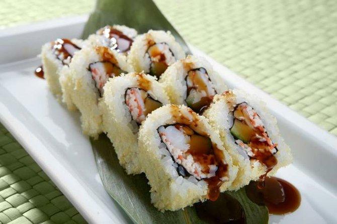 Tootsy Maki Roll at RA Sushi.