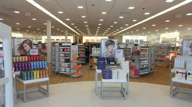Ulta in Point Loma has lots to chose from.
