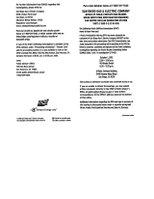 SDG&E CPUC Notice