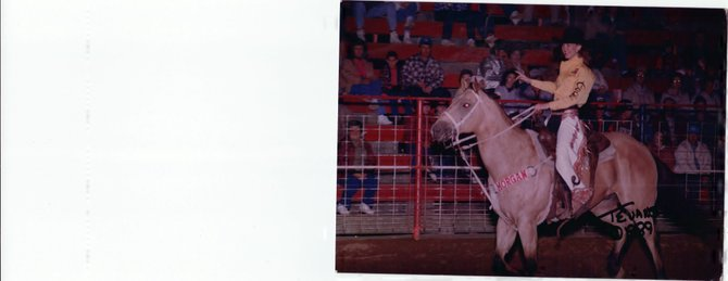 Back in the day, I was horseback more than I was afoot. Loved every minute of it.