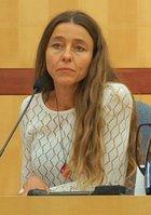 Evelyn Zeller in court. Photo Eva.