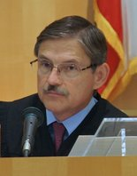 Judge Sim von Kalinowski. Photo Eva.