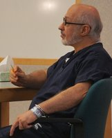 Vilkin at Sept 23 2013 hearing. Photo Eva.