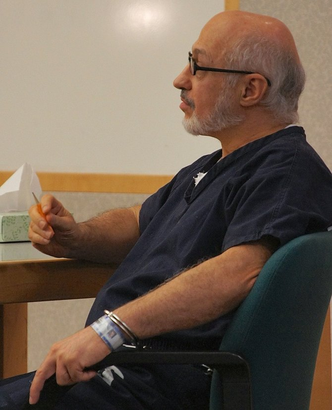 Vilkin at Sept 23 2013 hearing. Photo Eva.