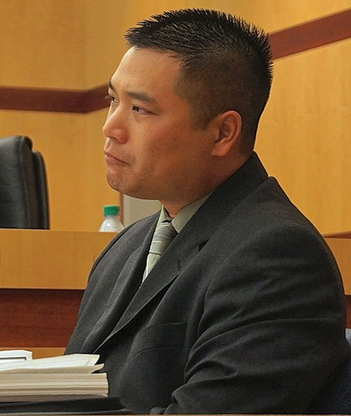 Carlsbad police detective Dzung Luc