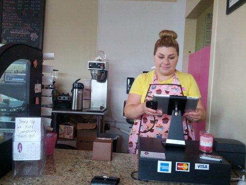 Hortenssia Zatarain, Owner, Love Cupcake Cafe