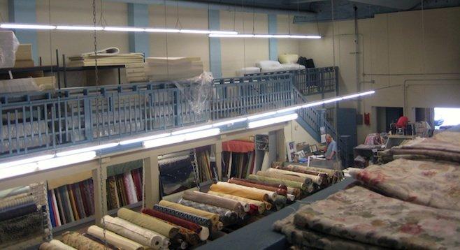 Discount Fabrics on Adams