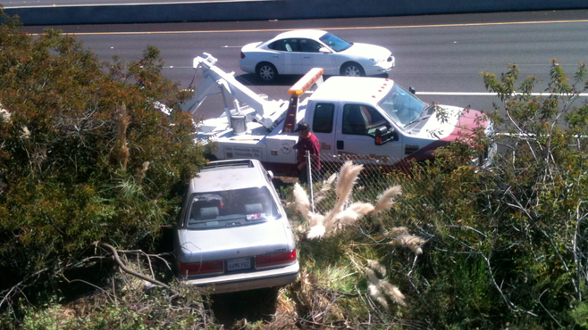 Car Accident Poway Ca