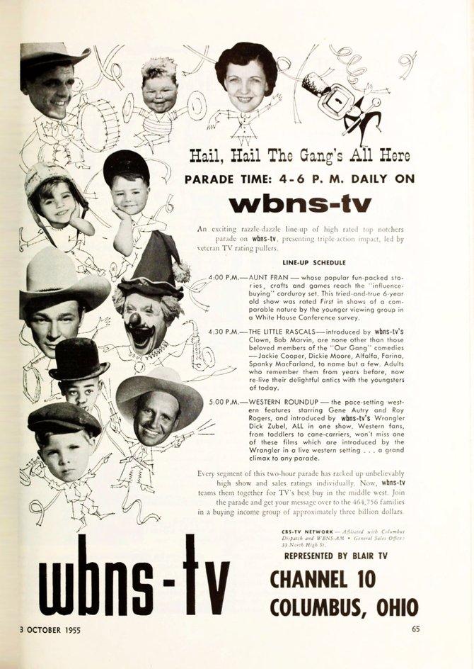 """Sponsor,"" October 3, 1955."