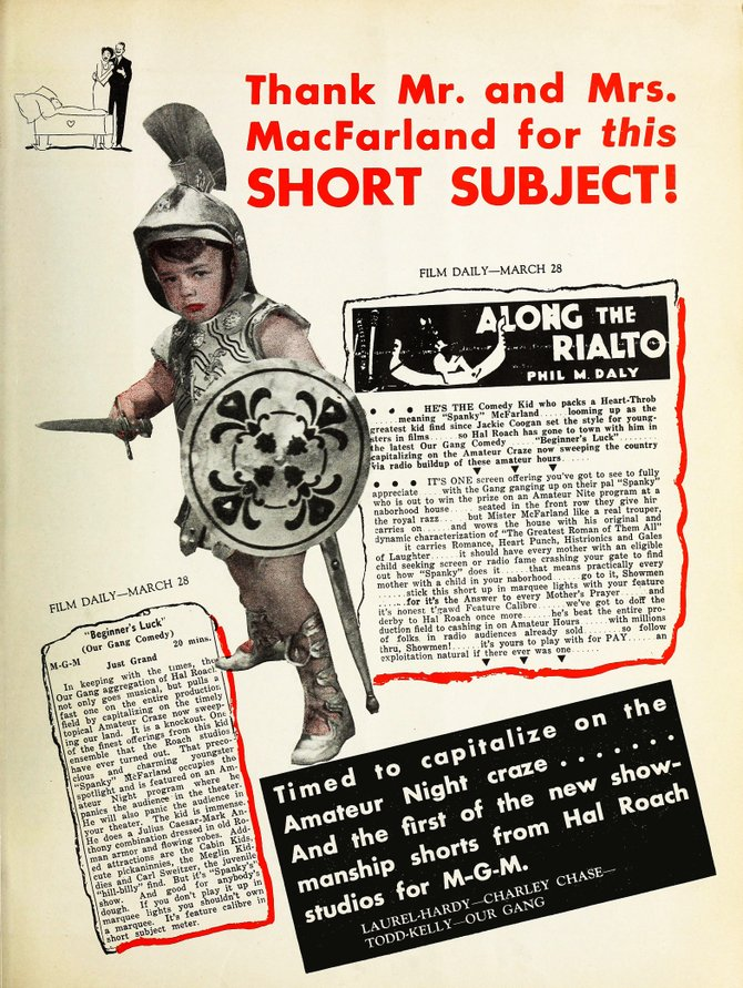 """""""The Film Daily,"""" April 1, 1935."""