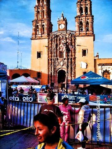 Travel Photos DOLORES HIDALGO,GUANAJUATO,MEXICO Cathedral of Dolores Hidalgo,Mexico´s Birthplace of Independence /Catedral de Dolores Hidalgo,Cuna de la Independencia de Mexico.