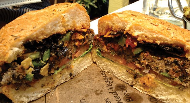 TJ burger at Queenstown Public House