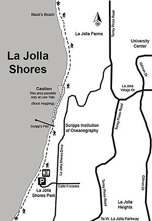 A View Back Into Geologic Time At La Jolla Shores San Diego Reader