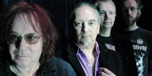 Casbah stages rock avant-gardeans the Legendary Pink Dots on Thursday night.