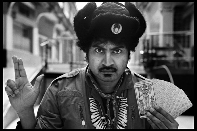 Rock 'n' soul big band King Khan and the Shrines bring the party to the Casbah on Friday.