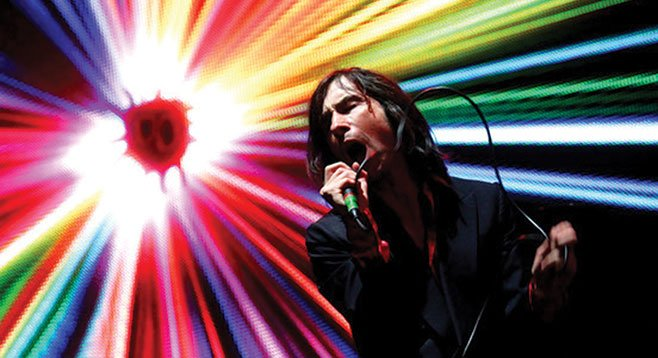Scottish alt-rockers Primal Scream bring More Light Tuesday night to Belly Up.