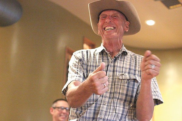"John ""Dey Dey"" de Bruin left a career engineering satellites to raise cattle."