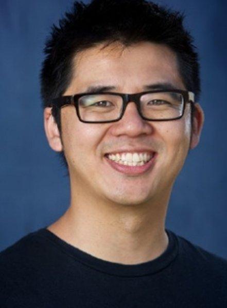 SDAFF's Artistic Director, Brian Hu.