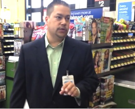 "Walmart pitch for ""neighborhood market"" in U-T San Diego online video"