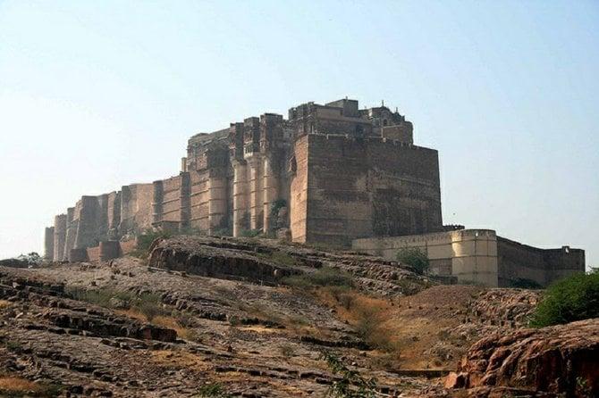 Fort Meherangarh,