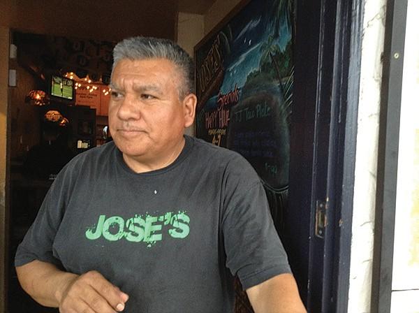 Jose's veteran Trinidad knows the local lore.