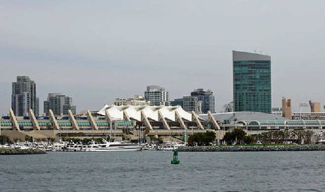 San Diego Convention Center (Wikipedia image)