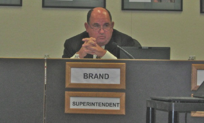 In September 2012, Ed Brand received a two-year contract for $252,000 and $43,000 worth of benefits, including a healthcare plan.