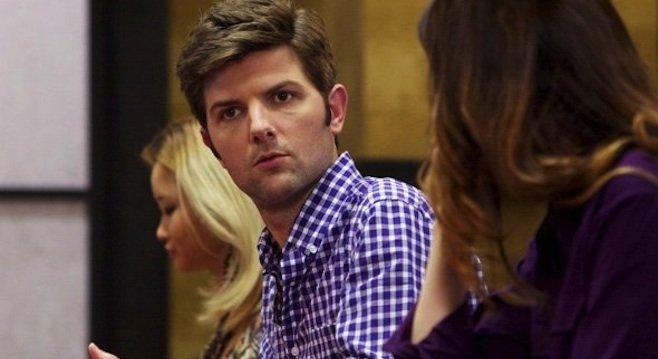 Adam Scott (as Carter)