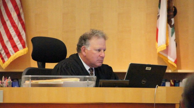 San Diego Superior Court Judge Harry Elias heard trial. Photo Weatherston
