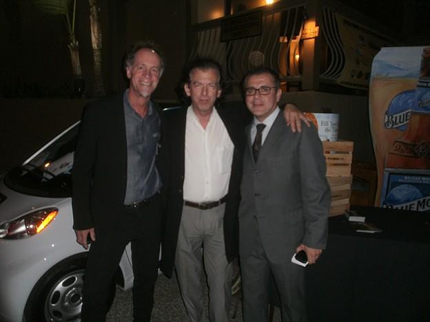 Jazz cats Rob Thorsen, Wayne Riker, and multiple-award-winner Gilbert Castellanos!
