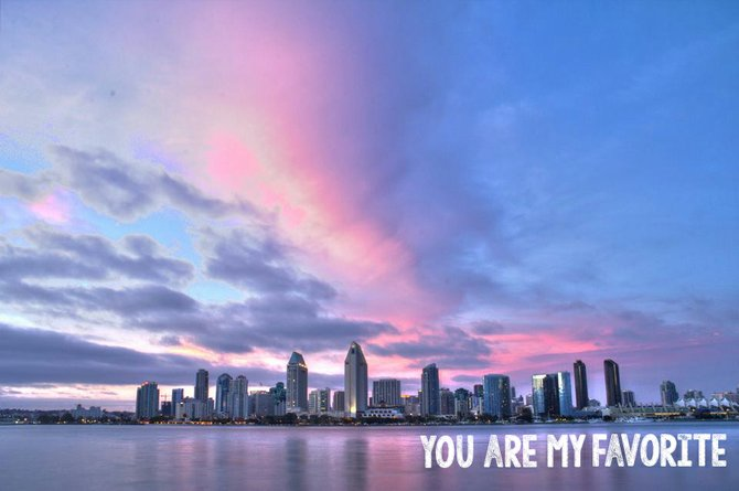 San Diego is our Favorite. Jimichu Photography.