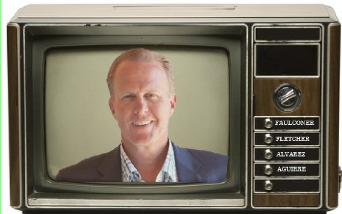 Mayoral candidate Kevin Faulconer