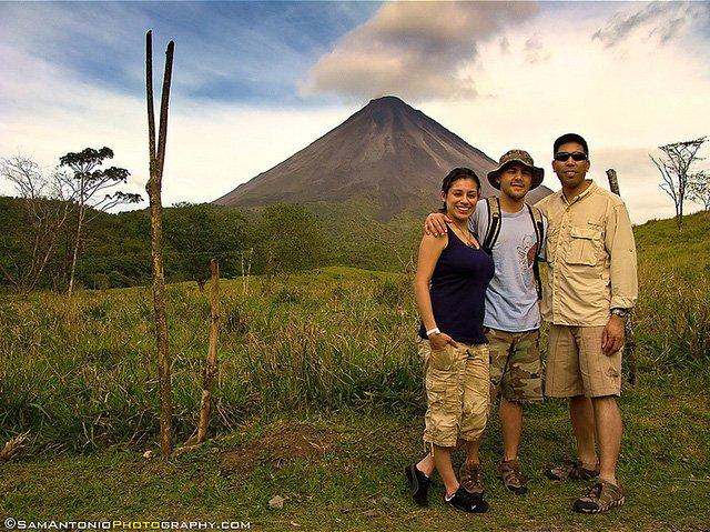 Arenal Volcano in La Fortuna.