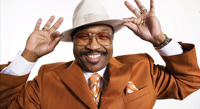 That Southern-soul Doggfather Swamp Dogg brings his thing to Bar Pink Saturday night!