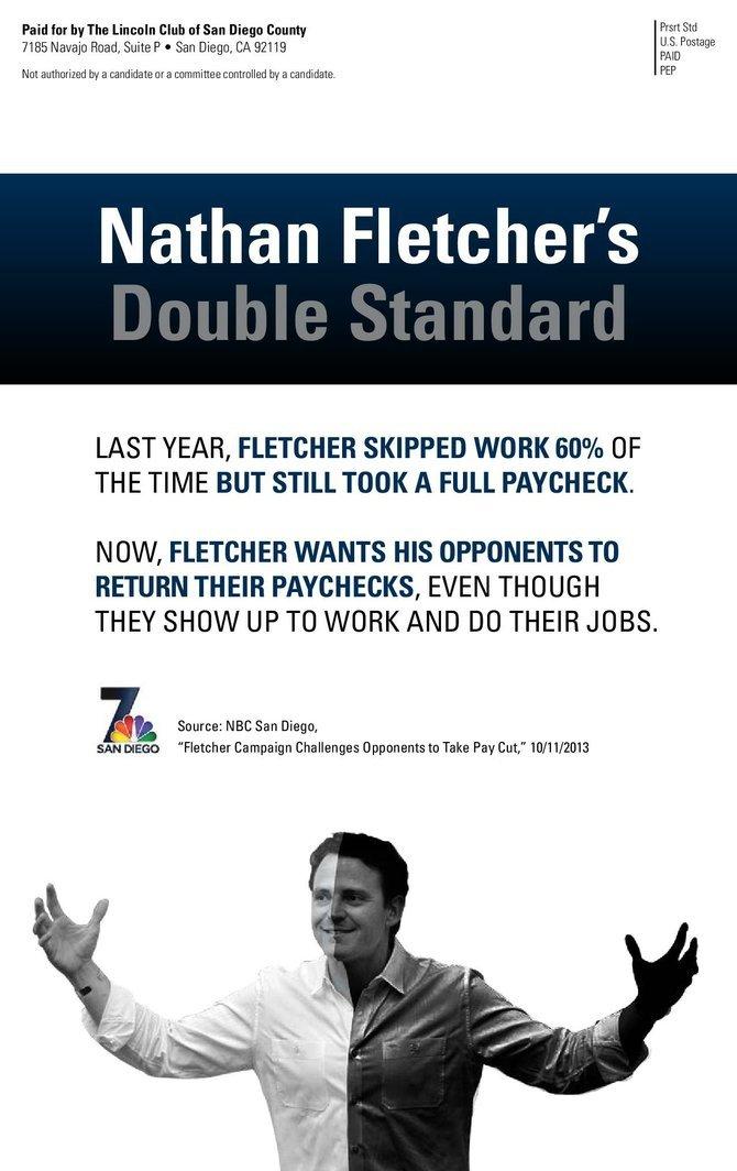 Walmart And Sempra Bankroll Anti Fletcher Hit Piece San