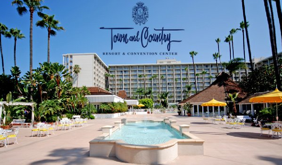 Town And Country Hotel San Diego