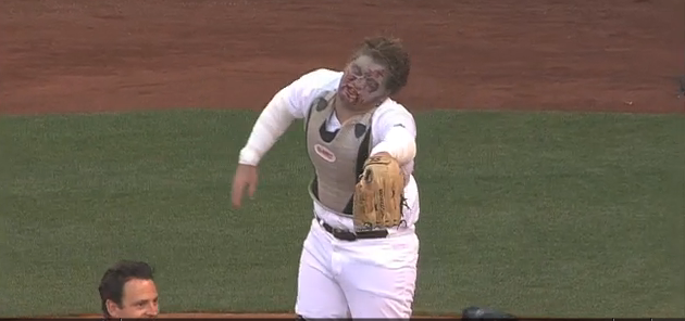 http://deadspin.com/zombies-took-over-petco-park-last-night-right-from-the-533932880
