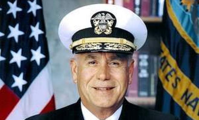 Former U.S. Navy rear admiral Jose Luis Betancourt