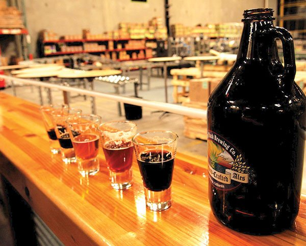 Demand for Green Flash brew is so high that the company broke ground on a second brewery in Virginia Beach.