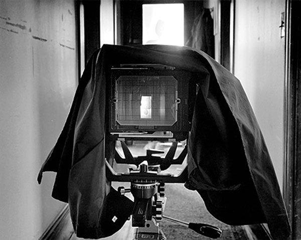 Abelardo Morell's My Camera and Me (1990)