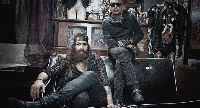 Killwave duo Prayers explore the dark.
