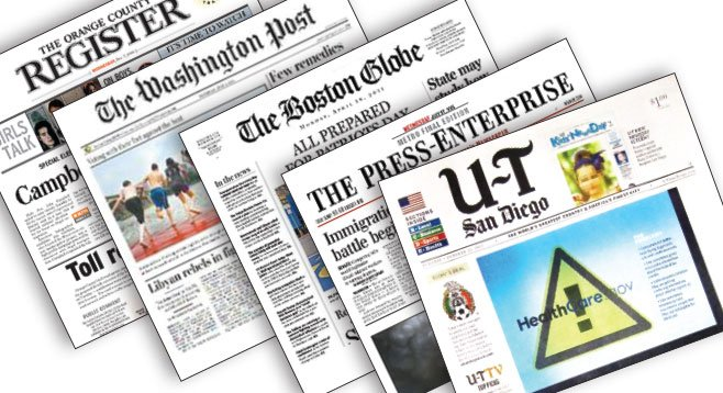 All of these papers have been bought by millionaires and billionaires.