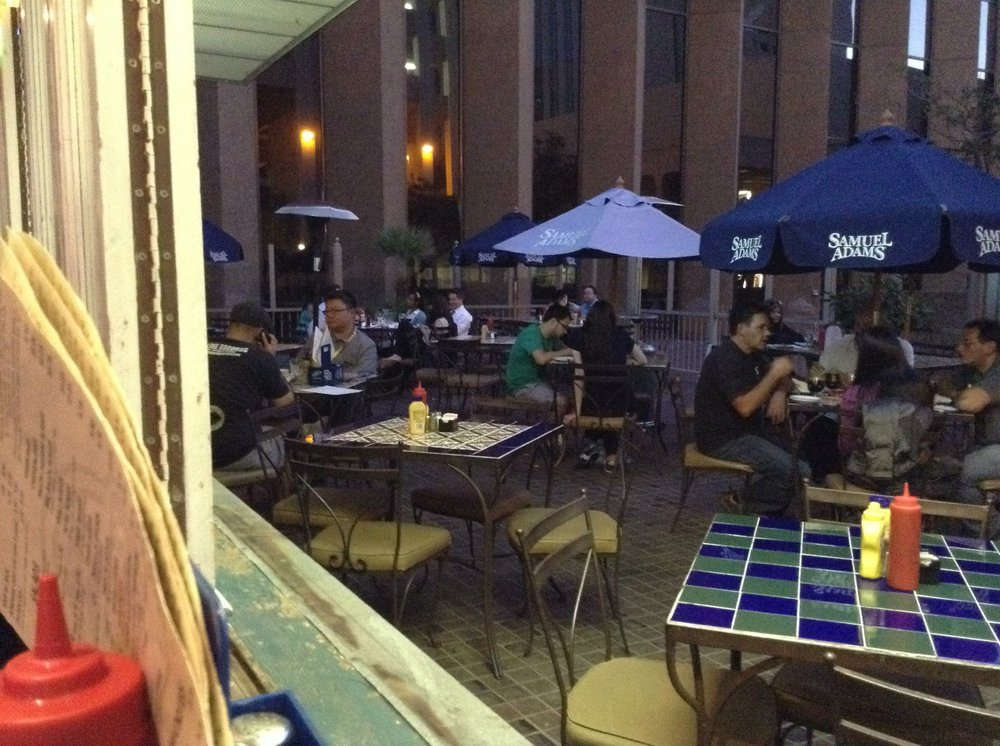 DTJB's big patio