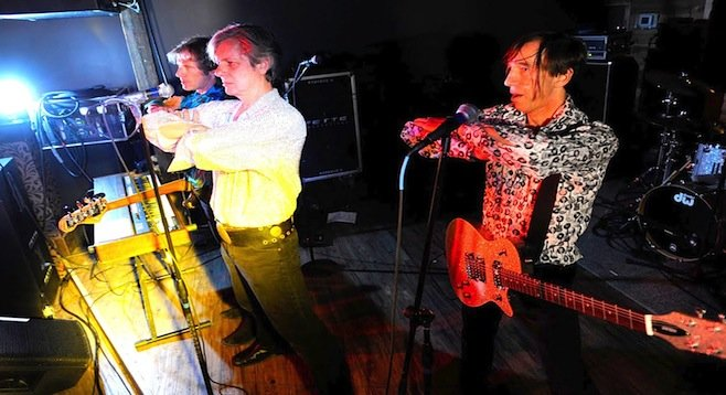 Garage-rock lifers the Fleshtones will headline sets at Til-Two's Out of Heads weekender on Saturday night.