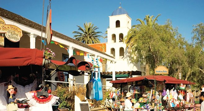 When I was young I used to think that all schoolchildren went to visit Spanish missions or places like Old Town.
