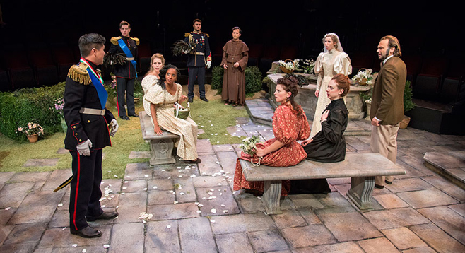 Review: 'Much Ado' makes bad love look good in ravishing ...