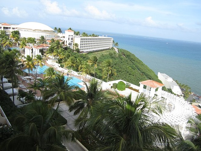 El Conquistador Resort.