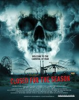 Closed For The Season  (2010)  - a cheap horror film... which means Blockbuster had seven of these on their shelves.